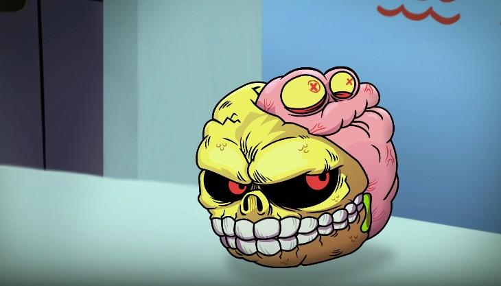 Lanciata su YouTube la serie animata delle Madballs