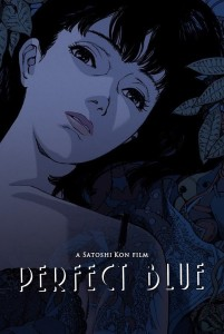 perfect blue kon poster