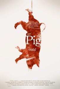 pig poster film