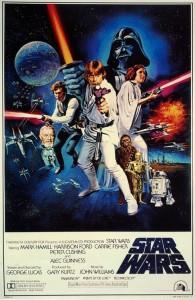 star wars nuova speranza poster