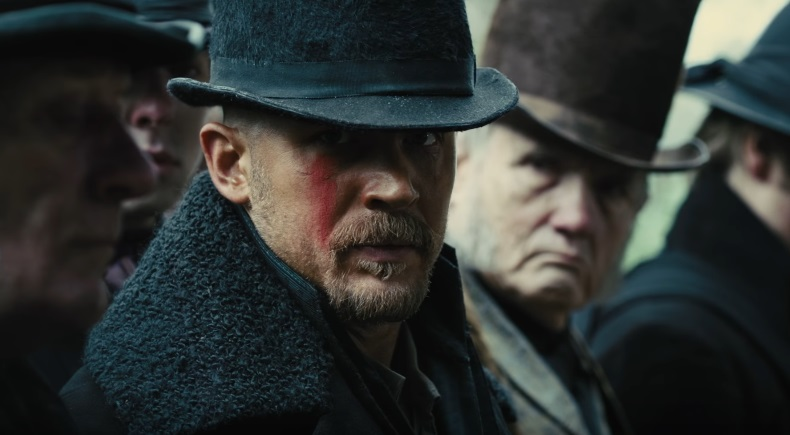 [recensione serie TV] Taboo - Stagione 1 di Kristoffer Nyholm e Anders Engström