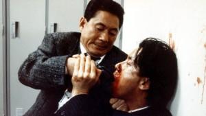 violent cop kitano