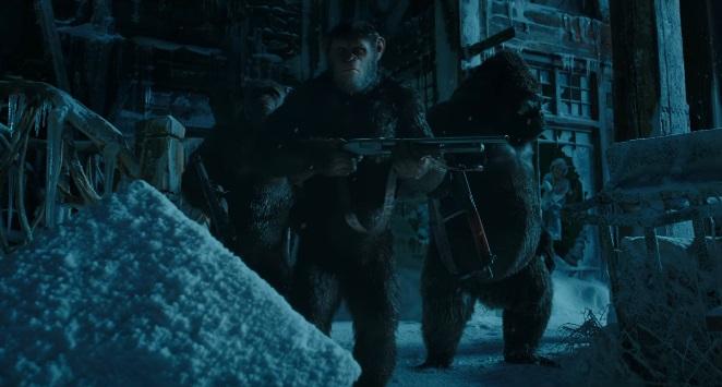 War – Il Pianeta delle Scimmie: Woody Harrelson vuole la testa di Cesare nel secondo trailer