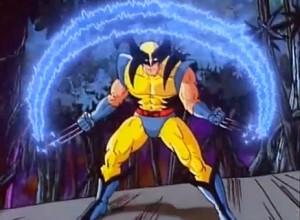 wolverine-x-men animato