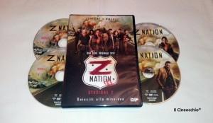 z-nation 2 DVD