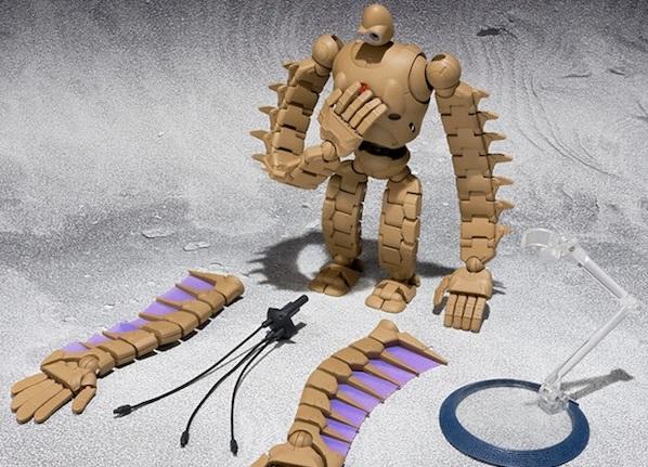 Bandai robot-soldato Laputa - Castello nel Cielo 7