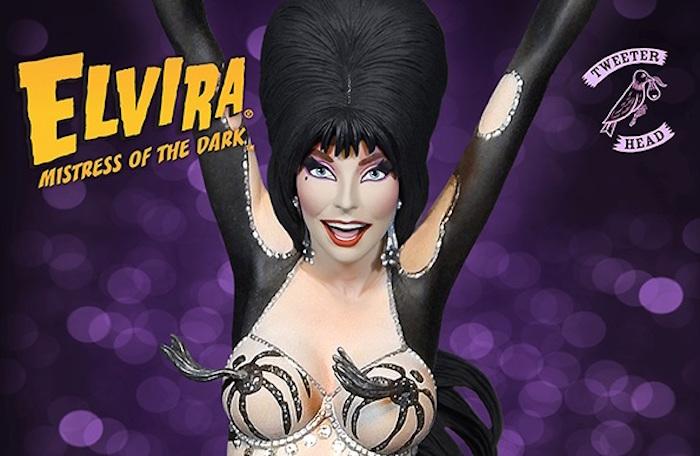 """Elvira """"Vegas or Bust"""" Maquette 2"""