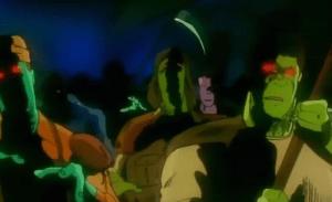Ken Shiro Horror 2