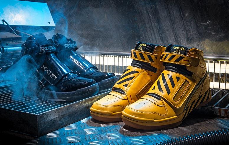 Da Reebok le sneakers unisex ispirate ad Aliens - Scontro Finale
