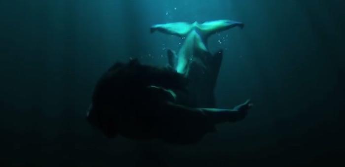 Eline Powell è una sirena per nulla indifesa nel trailer della serie Siren