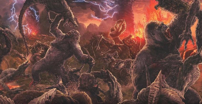 Il fumetto Skull Island - The Birth of Kong amplia il MonsterVerse