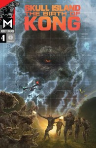 Skull Island The Birth of Kong fumetto