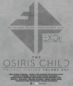 The Osiris Child Science Fiction Volume One poster