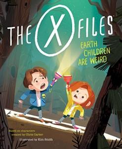 The X-Files Earth Children Are Weird libro