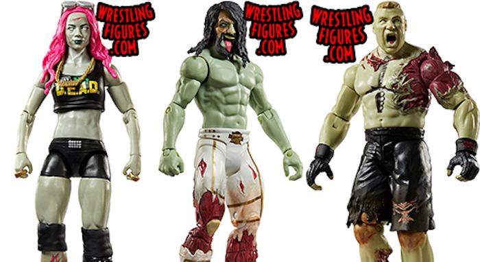 WWE Zombies serie 2