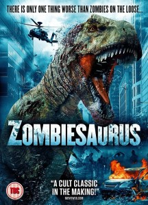 Zombiesaurus poster