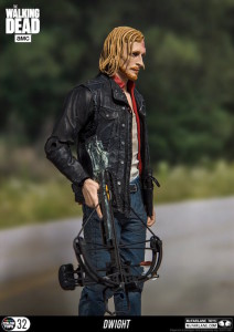 action figure dwight TWD -2