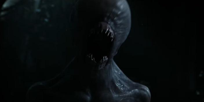 alien covenant neomorfo