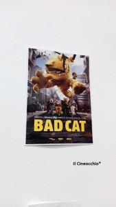 bad cat poster