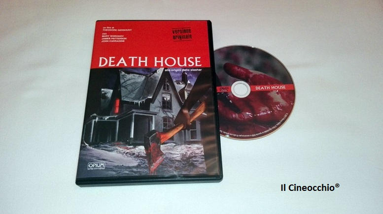 death House dvd