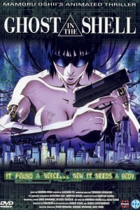 ghost in the shell oshii 1995 poster