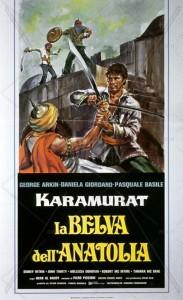 karamurat__la_belva_dell_anatolia Poster