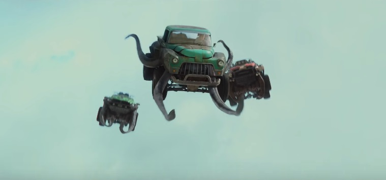 monster trucks film
