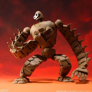 robot soldato laputa