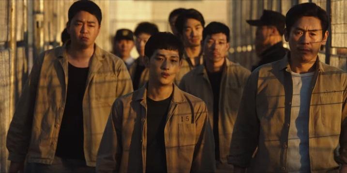 Sol Kyung-Gu è uno spietato detenuto nel full trailer di The Merciless