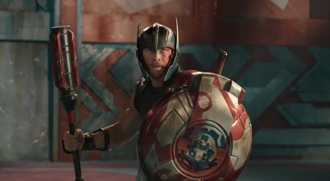 Hulk irrompe nel primo trailer italiano di Thor: Ragnarok
