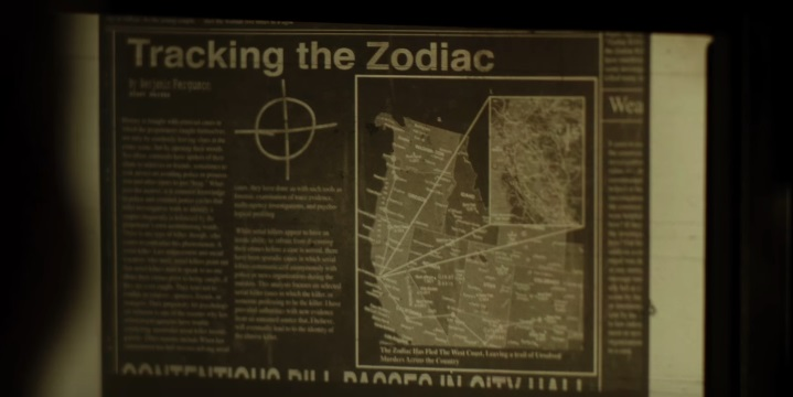 La caccia al serial killer è aperta nel trailer Awakening the Zodiac