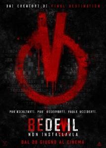 Bedevil - Non installarla poster