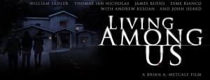 Living Among Us poster