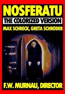 Nosferato versione colorizzata 2