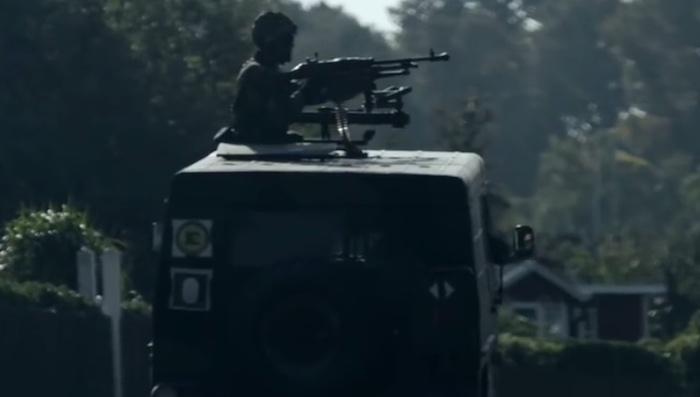 Pandemia e flussi migratori si scontrano nel trailer di Operation Ragnarok