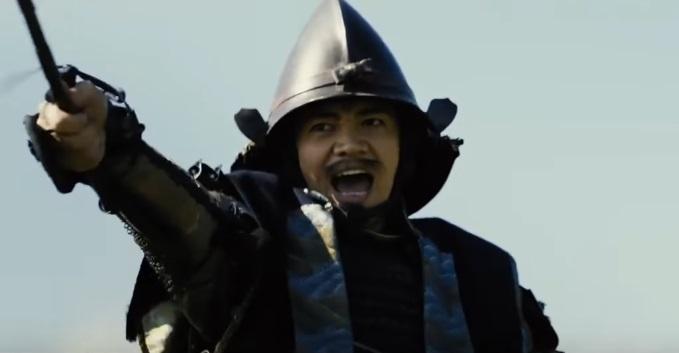 La battaglia di Sekigahara infuria nel trailer del film di Masato Harada