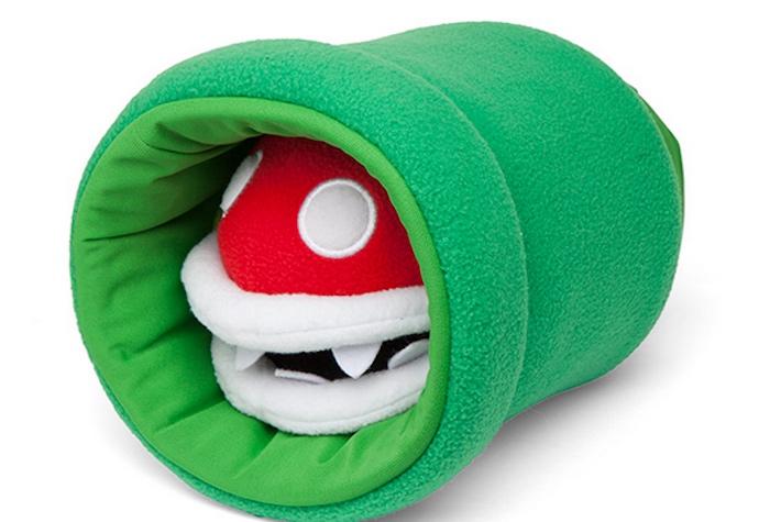 Super Mario pianta carnivora