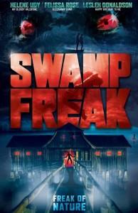 Swamp Freak poster