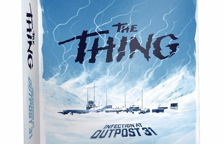 The Thing Infection at Outpost 31 gioco da tavolo