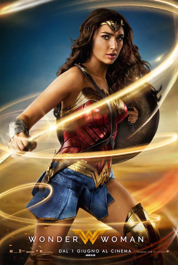 Wonderwoman poster 2