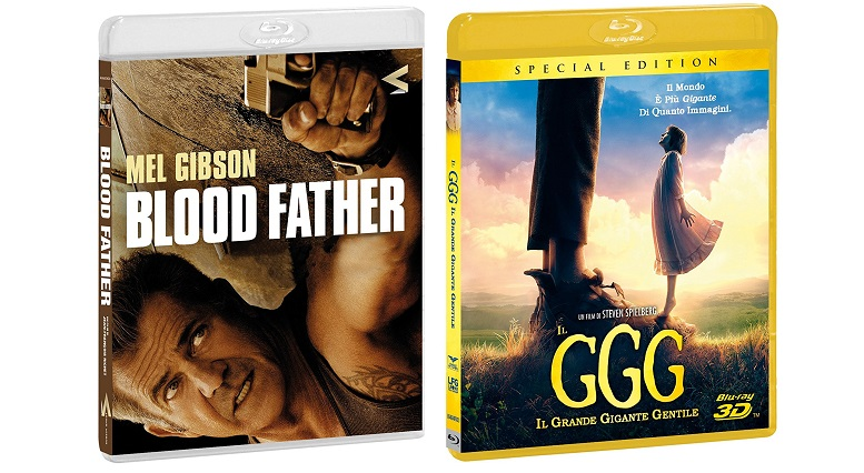 blood father e GGG bluray