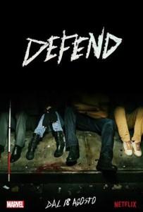 defenders netflix poster