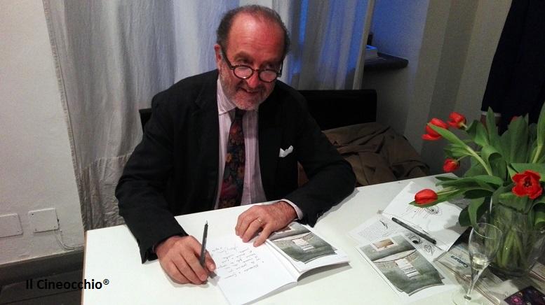 Visita alla mostra Fantasmi Urbani e intervista a Severino Salvemini