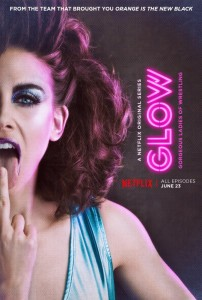glow poster serie netflix