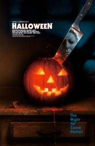 halloween poster Matthew Peak 2