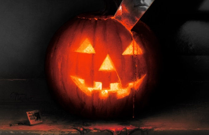 halloween poster Matthew Peak