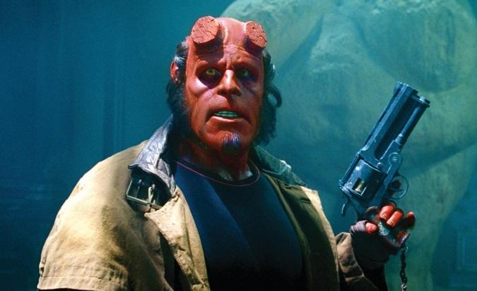 hellboy pearlman