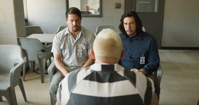logan lucky film
