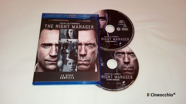 [recensione Blu-Ray] The Night Manager di Susanne Bier