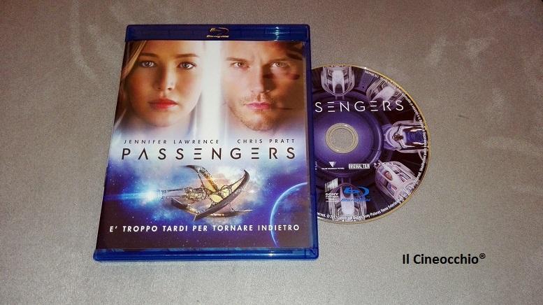 [recensione Blu-Ray] Passengers di Morten Tyldum
